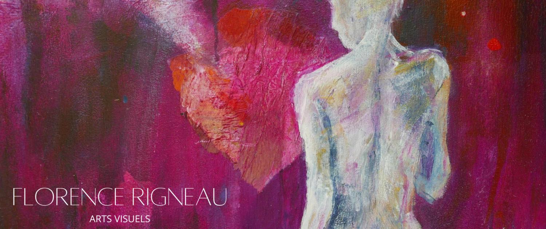 Peinture en direct par Florence Rigneau